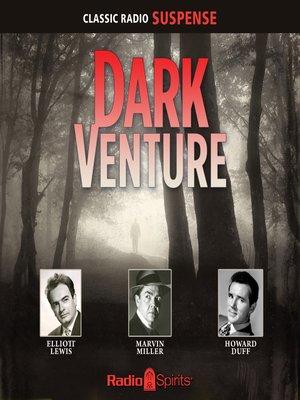 cover image of Dark Venture