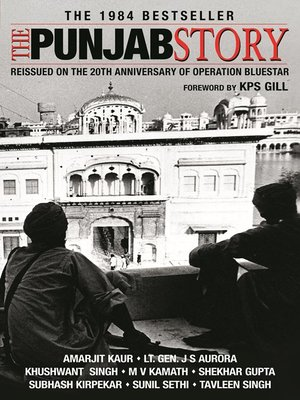 cover image of The Punjab Story
