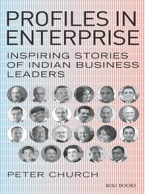 cover image of Profiles in Enterprise