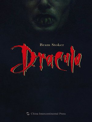 cover image of Dracula(德拉库拉)