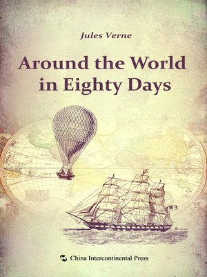 cover image of Around the World in Eighty Days(环游世界八十天)
