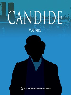 cover image of Candide(老实人)