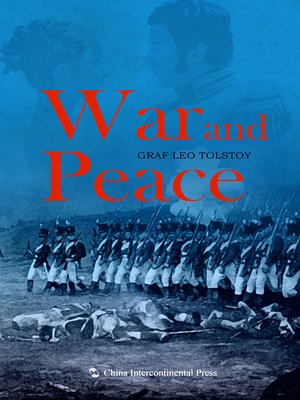 cover image of War and Peace(战争与和平)