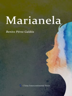 cover image of Marianela(玛丽尼拉)
