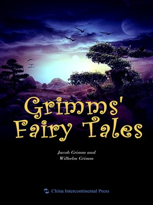 cover image of Grimms' Fairy Tales(格林童话)