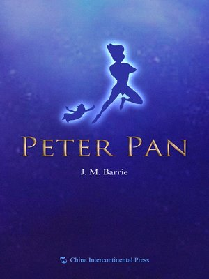 cover image of Peter Pan(彼得·潘)
