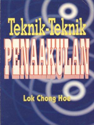 cover image of Teknik-Teknik Penaakulan