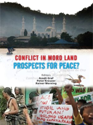 cover image of Conflict in Moro Land
