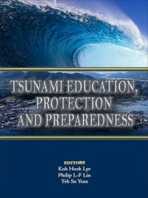 cover image of Tsunami Education, Protection and Preparedness