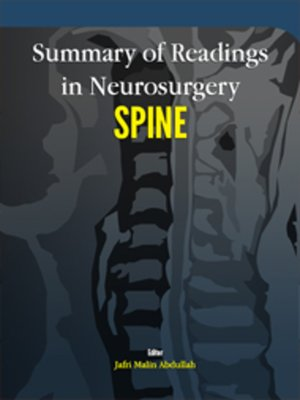 cover image of Summary of Readings in Neurosurgery