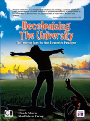 cover image of Decolonising the University