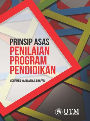 cover image of Prinsip Asas Penilaian Program Pendidikan