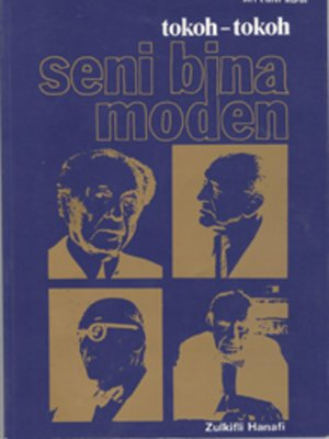 cover image of Tokoh-tokoh Seni Bina Moden