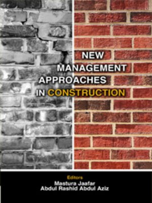 cover image of New Management Approaches in Construction