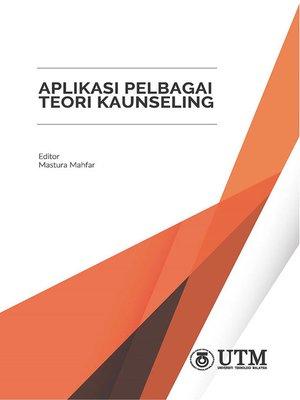 cover image of Aplikasi Pelbagai Teori Kaunseling