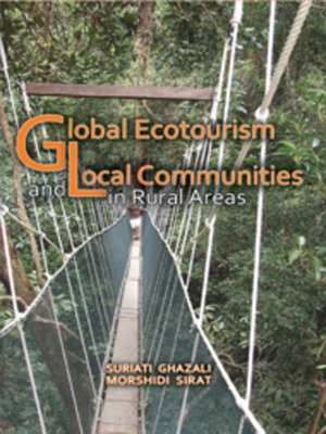 cover image of Global Ecotourism and Local Communities in Rural Areas