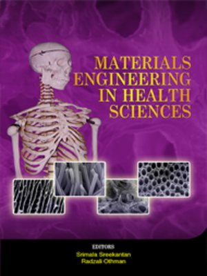 cover image of Materials Engineering in the Health Sciences