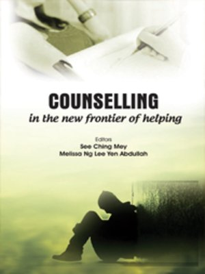 cover image of Counselling in the New Frontier of Helping