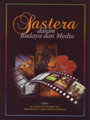 cover image of Sastera dalam Budaya dan Media