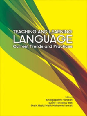 cover image of Teaching and Learning Language