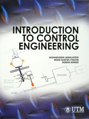 cover image of Introduction to Control Engineering