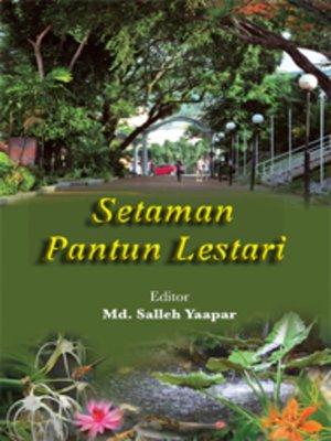 cover image of Setaman Pantun Lestari