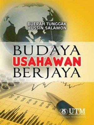 cover image of Budaya Usahawan Berjaya