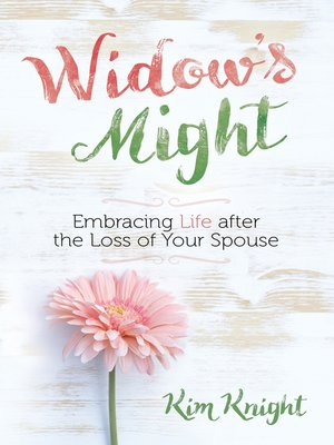 cover image of Widow's Might