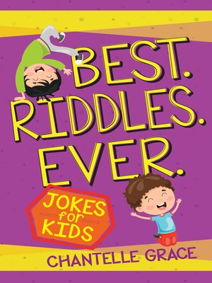 cover image of Best Riddles Ever