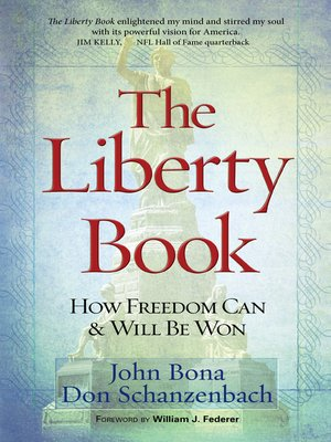 cover image of The Liberty Book