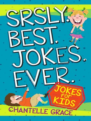 cover image of Srsly Best Jokes Ever