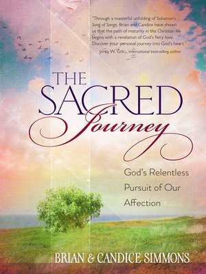 cover image of The Sacred Journey