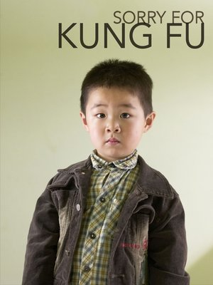 cover image of Sorry For Kung Fu