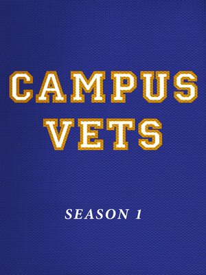 cover image of Campus Vets, Season 1, Episode 8