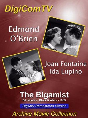 cover image of The Bigamist