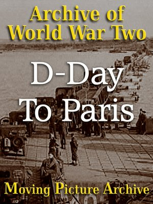 cover image of D-Day To Paris