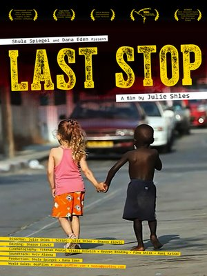 cover image of Last Stop