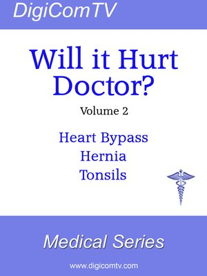 cover image of Will It Hurt Doctor, Part 2