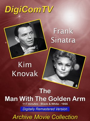 cover image of The Man with the Golden Arm