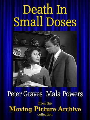 cover image of Death in Small Doses