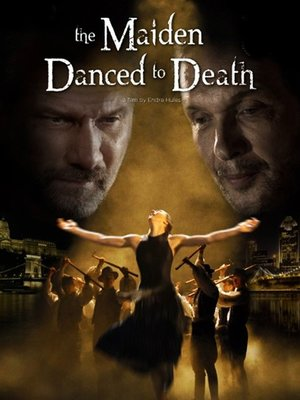 cover image of The Maiden Danced to Death