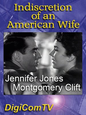 cover image of Indescretion of an American Wife