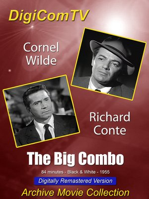cover image of The Big Combo