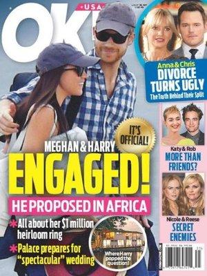 cover image of OK! magazine
