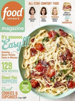 cover image of Food Network Magazine
