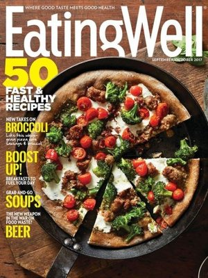 cover image of EatingWell