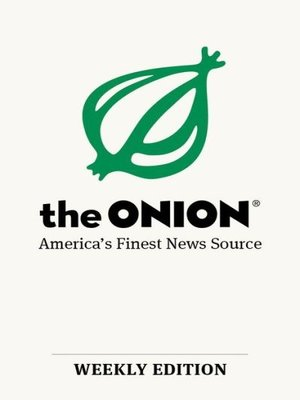 cover image of The Onion