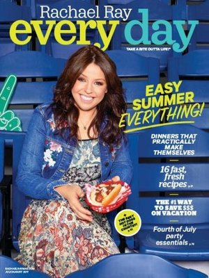 cover image of Rachael Ray Every Day