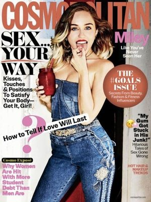 cover image of Cosmopolitan - US edition