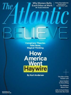 cover image of The Atlantic